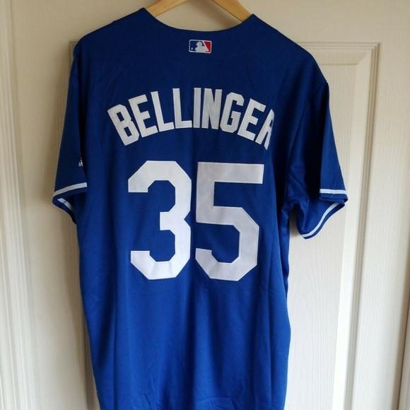 best cheap daa05 ad83f Angeles Dodgers Cody Bellinger Jersey Men NWT